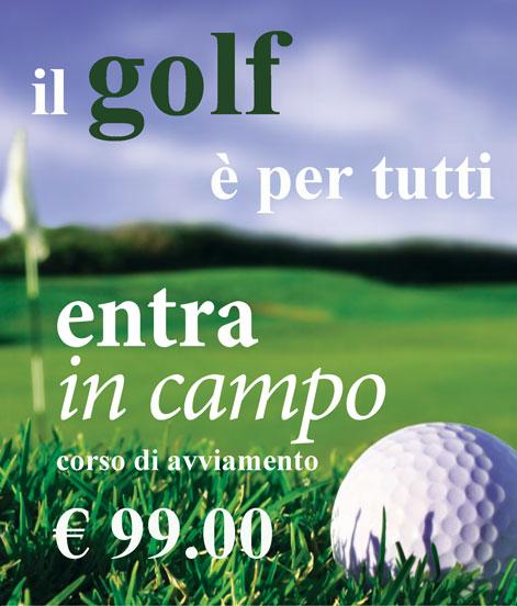 Imparare a giocare a golf