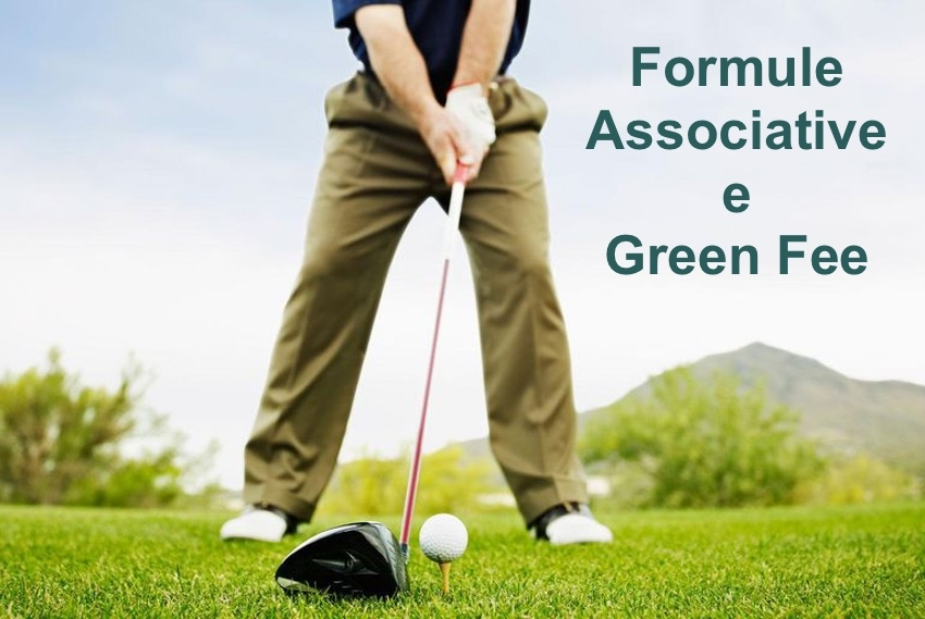 Tariffe Golf Club Molino del Pero: Formule associative 2019 - Iscrizione Golf Club e Green Fee